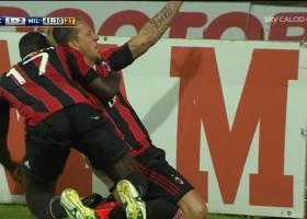 Siena 1-2 AC Milan [Mexes]