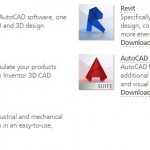 software program 3d cad by autocad autodesk
